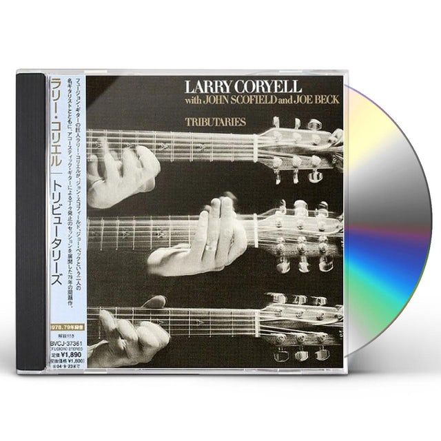Larry Coryell TRIBUTARIES CD