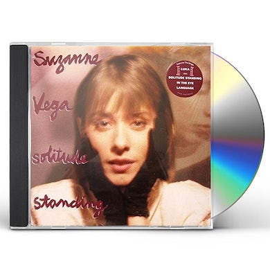 Suzanne Vega SOLITUDE STANDING: LIMITED CD