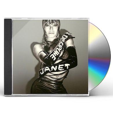Janet Jackson DISCIPLINE: LIMITED CD