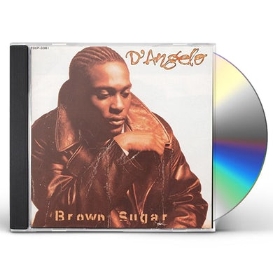 D'Angelo BROWN SUGAR: LIMITED CD