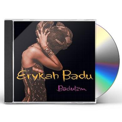 Erykah Badu BADUIZM: LIMITED CD