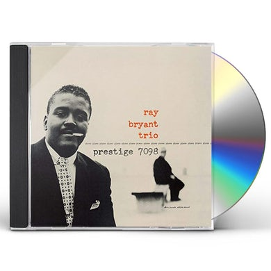 Ray Bryant TRIO CD