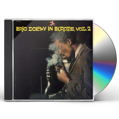 Eric Dolphy IN EUROPE VOL 2 CD