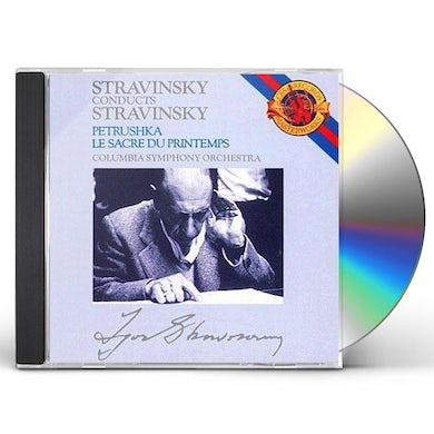 Colin Davis STRAVINSKY: LE SACRE DU PRINTEMPS / PETROUSHKA CD