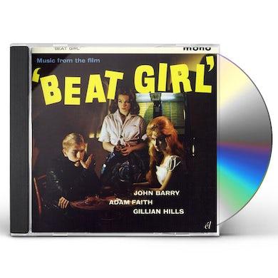 John Barry BEAT GIRL CD