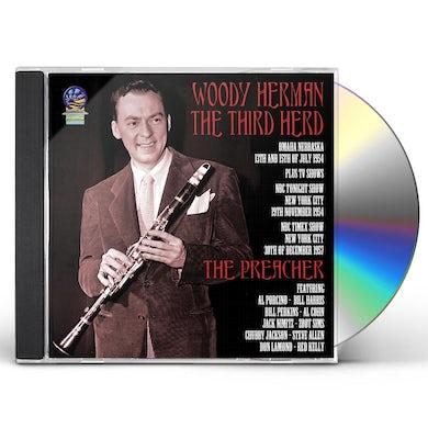 Woody Herman PREACHER CD