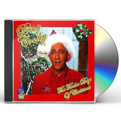 Bing Crosby TWELVE DAYS OF CHRISTMAS CD