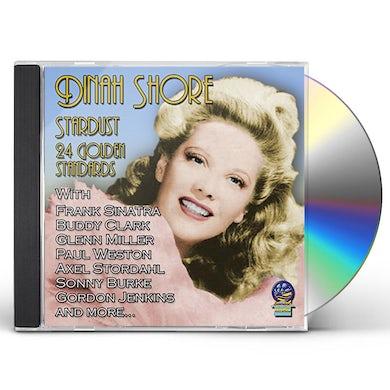 Dinah Shore STARDUST: 24 GOLDEN STANDARDS CD