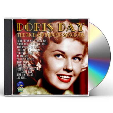 Doris Day RICHARD RODGERS SONGBOOK CD