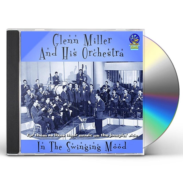 Glenn Miller & His Orchestra IN THE SWINGING MOOD CD