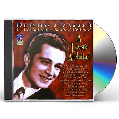 Perry Como LOVER'S ALPHABET CD
