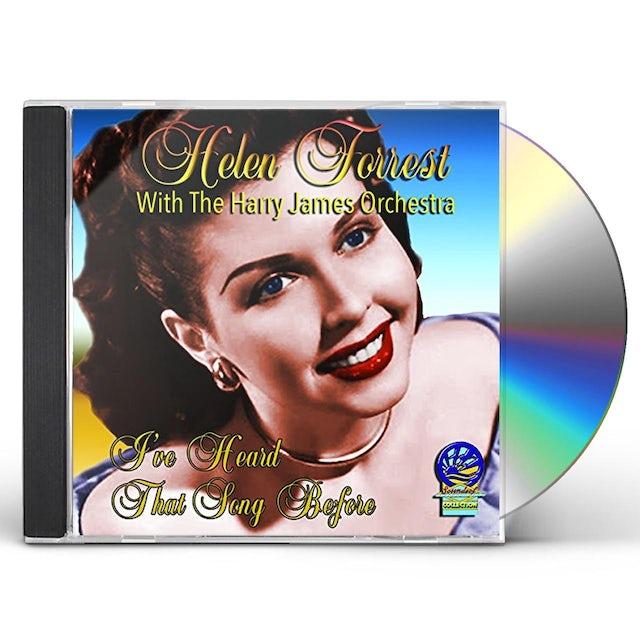 Helen Forrest I'VE HEARD THAT SONG BEFORE CD