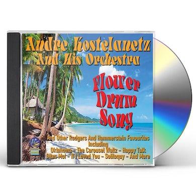 Andre Kostelanetz FLOWER DRUM SONG CD