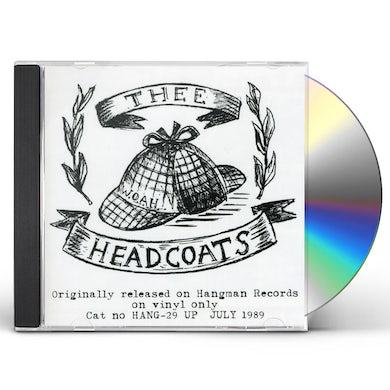 Thee Headcoats HEADCOATS DOWN CD