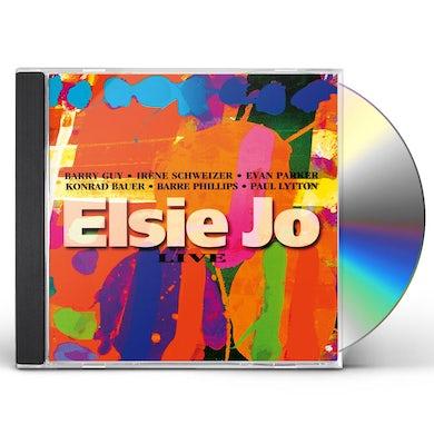 Barry Guy ELSIE JO CD