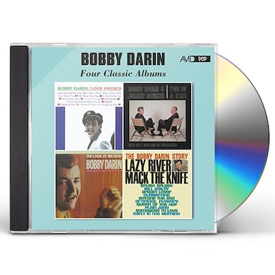 Bobby Darin LOVE SWINGS / 2 OF A KIND / STORY / OH LOOK AT ME CD