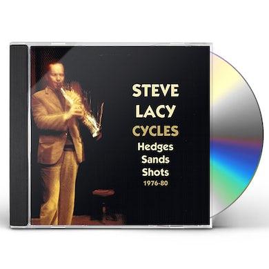 Steve Lacy CYCLES HEDGES SANDS SHOTS 1976-80 CD