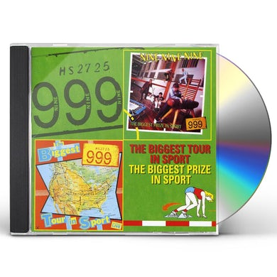 999 BIGGEST TOUR IN SPORT CD