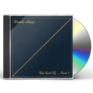 Uriah Heep GREATEST HITS CD