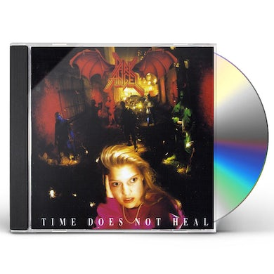 Dark Angel TIME DOES NOT HEAL CD