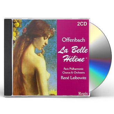 Offenbach LA BELLE H L NE CD