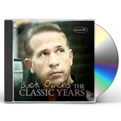 Buck Owens CLASSIC YEARS CD