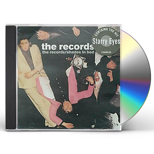 Records SHADES IN BED CD