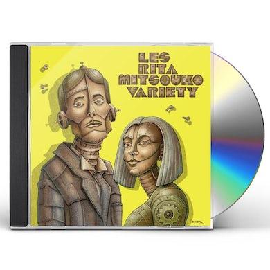 Les Rita Mitsouko VARIETY CD