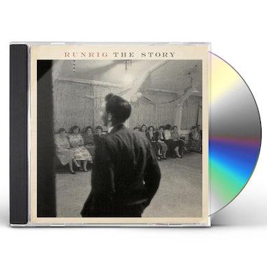 Runrig STORY CD