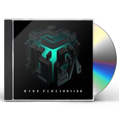 Psysex MIND PENETRATION CD