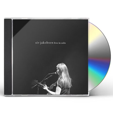 Siv Jakobsen LIVE IN OSLO CD