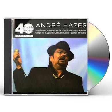 Andre Hazes ALLE 40 GOED 2 CD