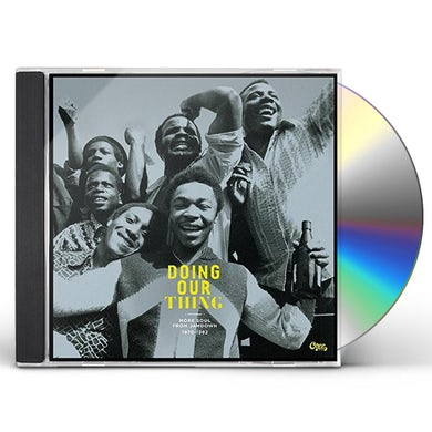 Doing Our Thing: More Soul From Jamdown / Various CD