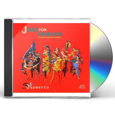 Fifth Element JAZZ FOR FRIENDS CD