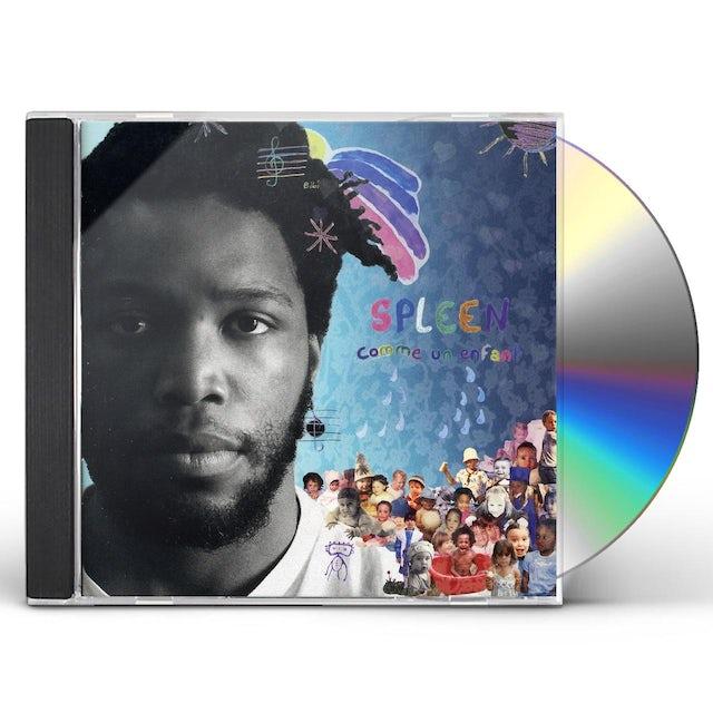 Spleen COMME UN ENFANT CD