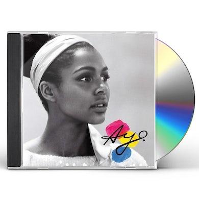 Ayo GRAVITY CD