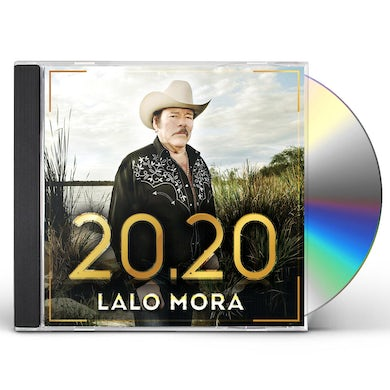 Lalo Mora VISION 20.20 EXITOS CD