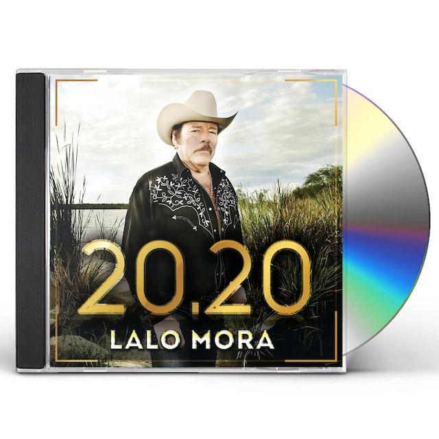 Lalo Mora VISION 20.20 EXITOS CD
