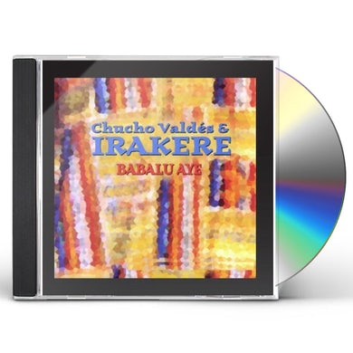 Irakere BABALU AVE CD