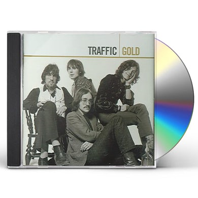 Traffic GOLD CD
