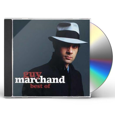 Guy marchand BEST OF CD