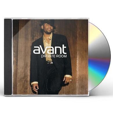 Avant PRIVATE ROOM CD