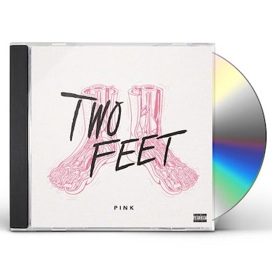 Two Feet PINK CD