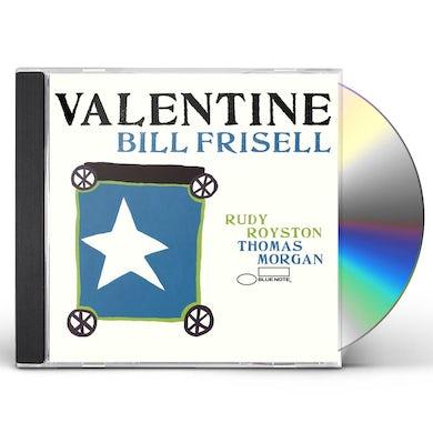 Bill Frisell Valentine CD