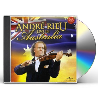 Andre Rieu LIVE IN AUSTRALIA CD