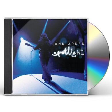 Jann Arden 2010: SPOTLIGHT: LIVE CD