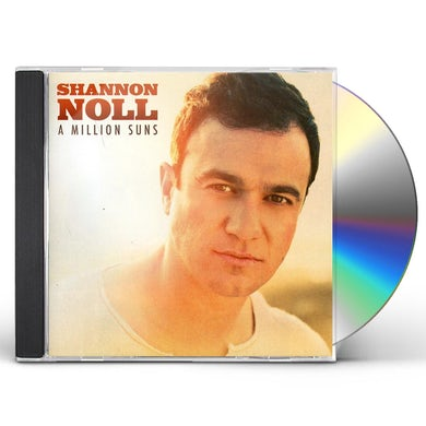 Shannon Noll MILLION SUNS CD