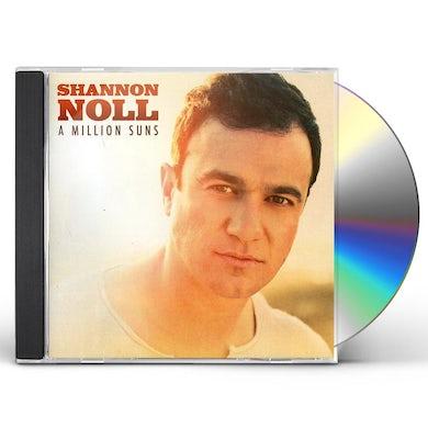 Shannon Noll MILLION SUNS CD