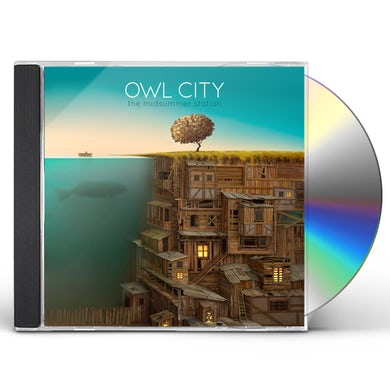 Owl City MIDSUMMER STATION CD