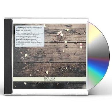 Houses QUIET DARKNESS CD